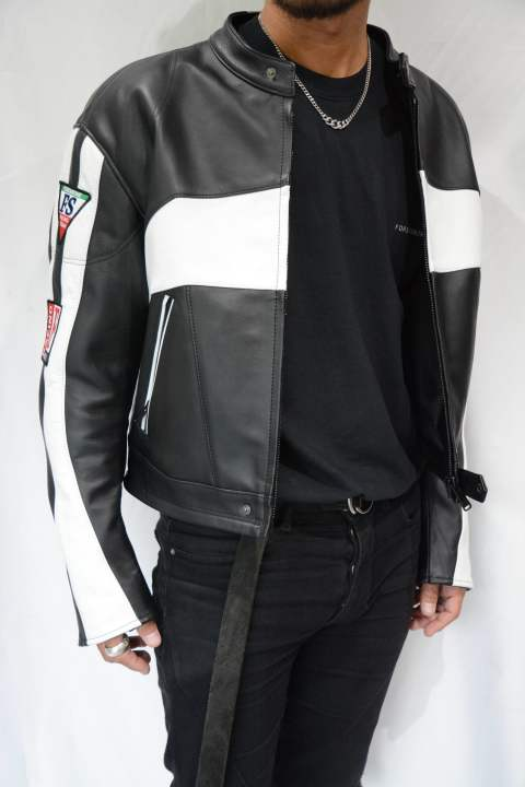 RACING RIDERS JACKET 2 (BLACK)