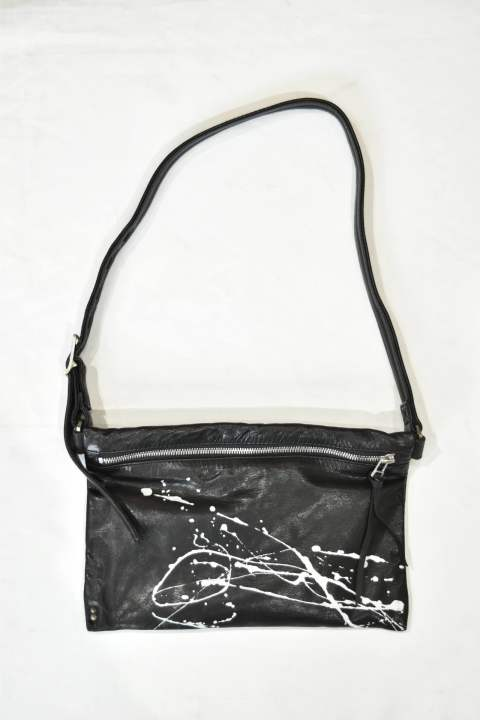 Splash Square Pouch (Black) 2002-BG06 KMRii